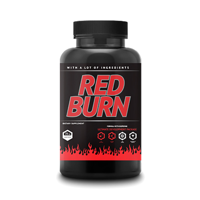 FitLabs Red Burn