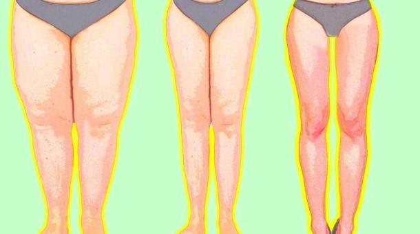 Jak schudnąć z nóg? Czyli zamieniamy grube nogi na szczupłe do lata!